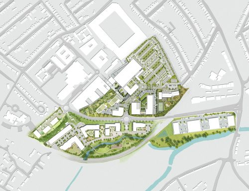 Watford Riverwell Northern Masterplan