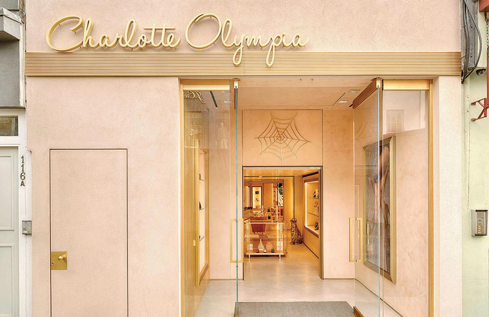 Charlotte Olympia London SW3