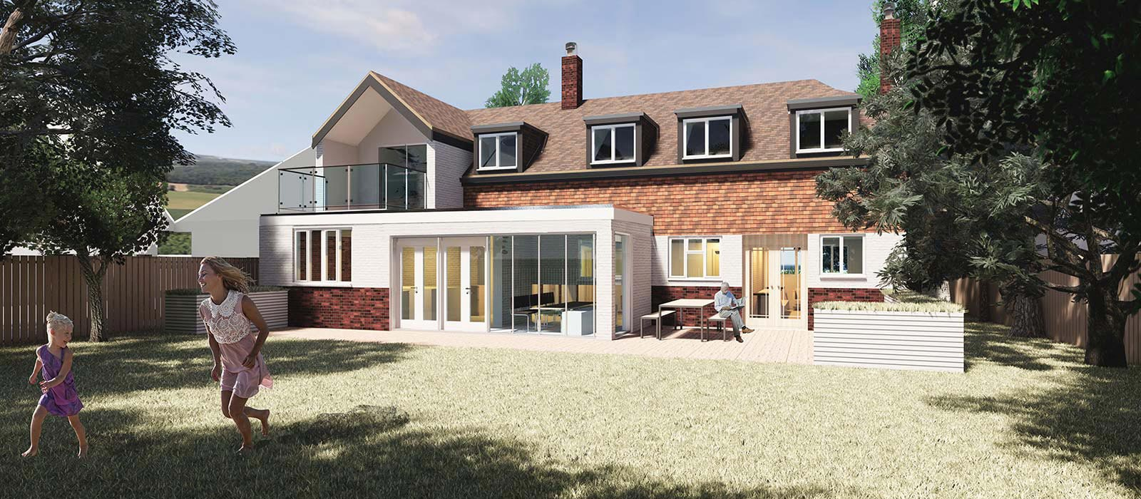 Residential Extension Whitstable Kent