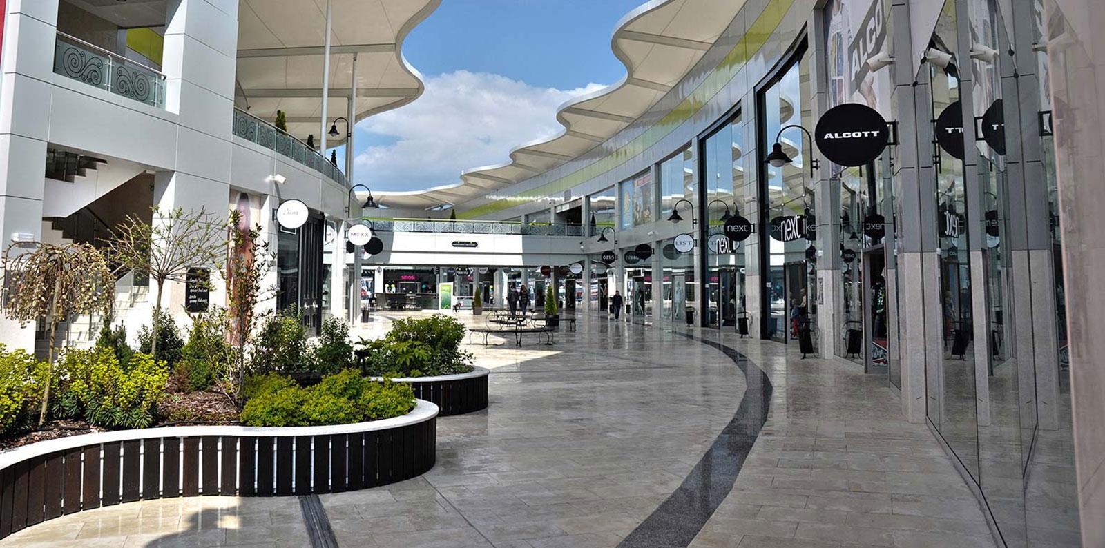 The Strand Bulgaria Retail Mall