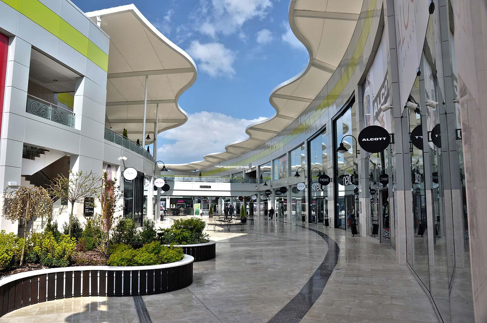 The Strand Open Air Mall Bulgaria