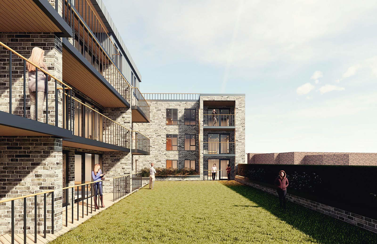 walton on thames town centre apartments