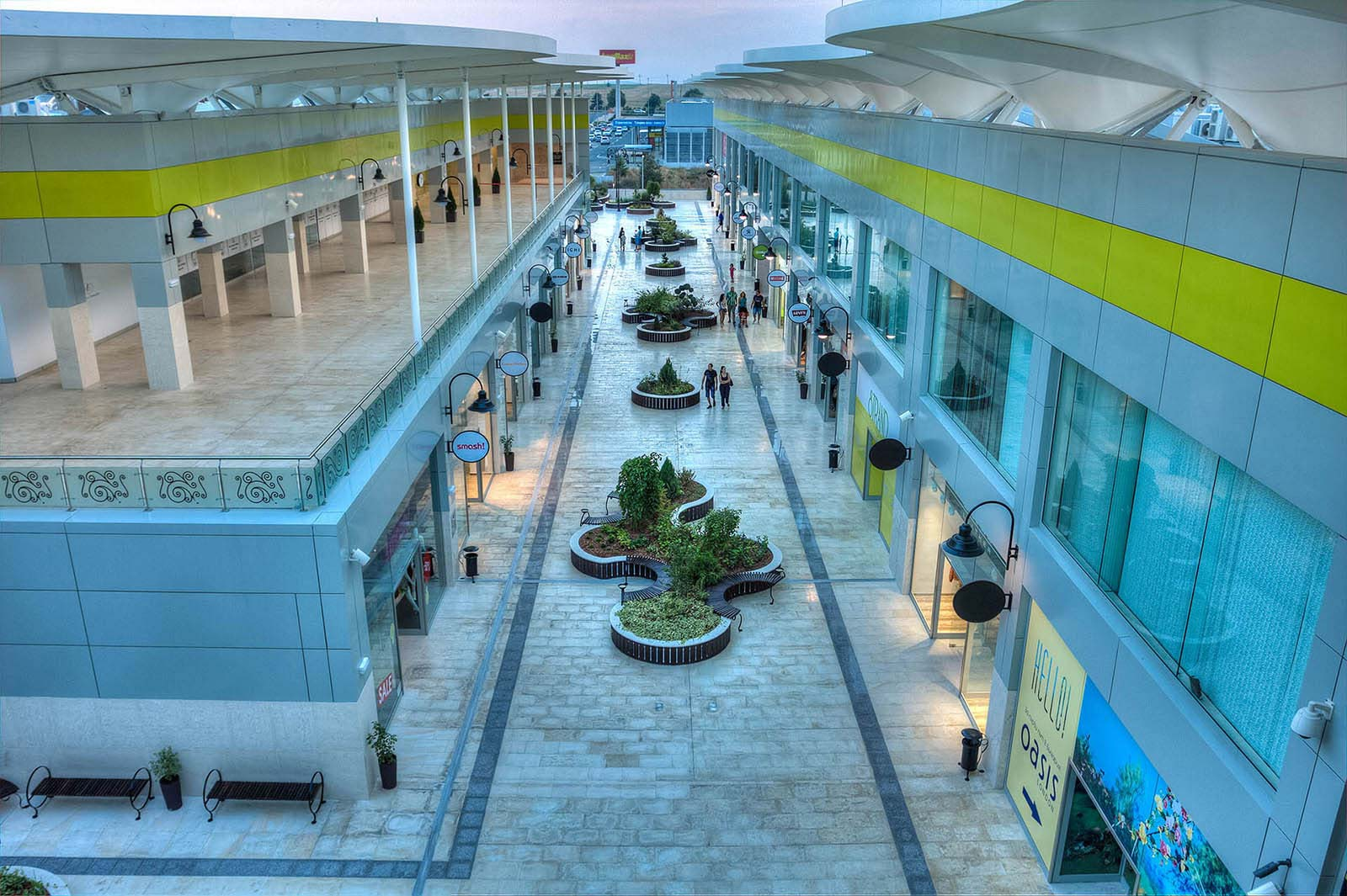 Open Air Mall Bulgaria
