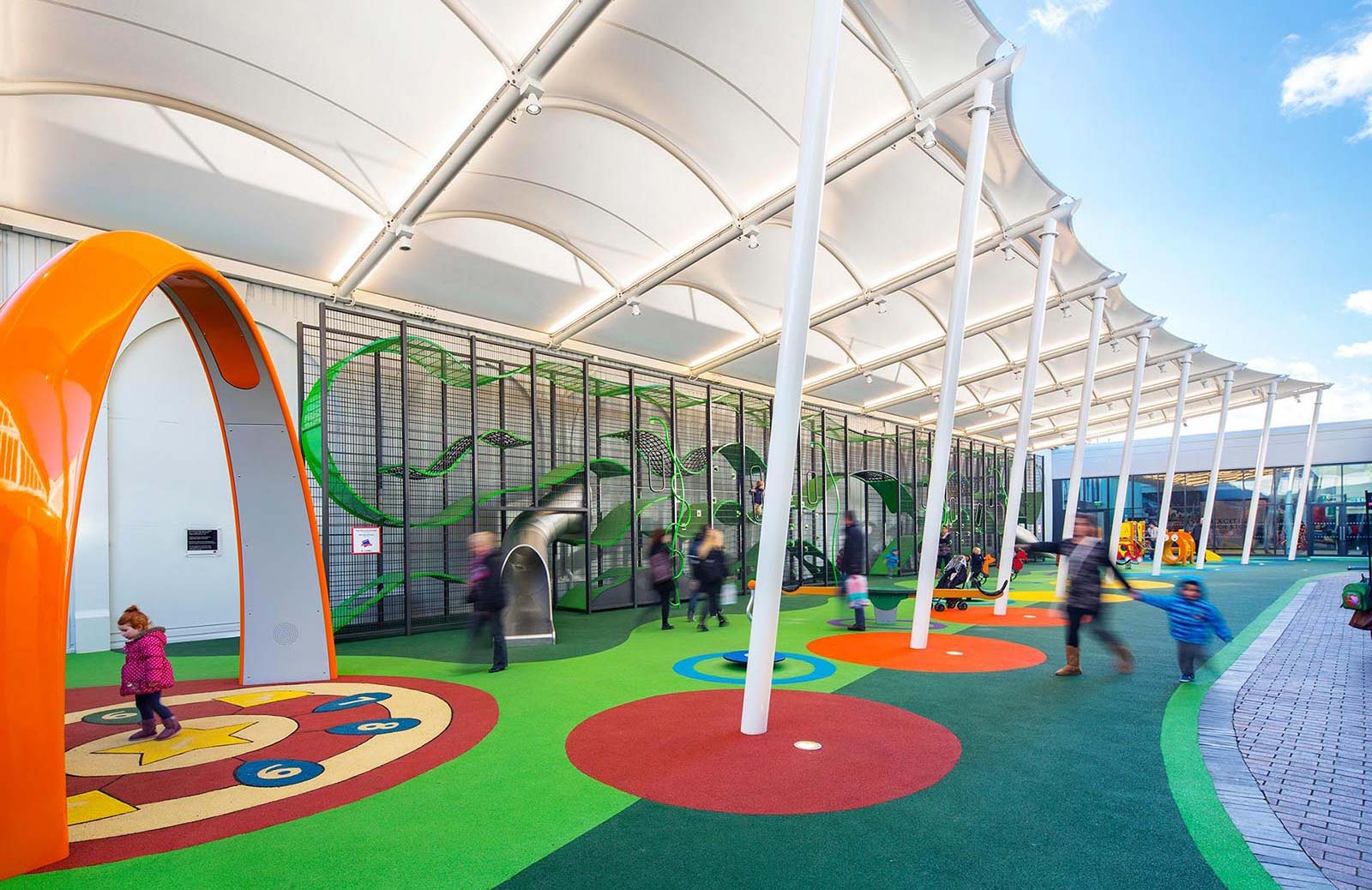 Swindon Designer Outlet play area
