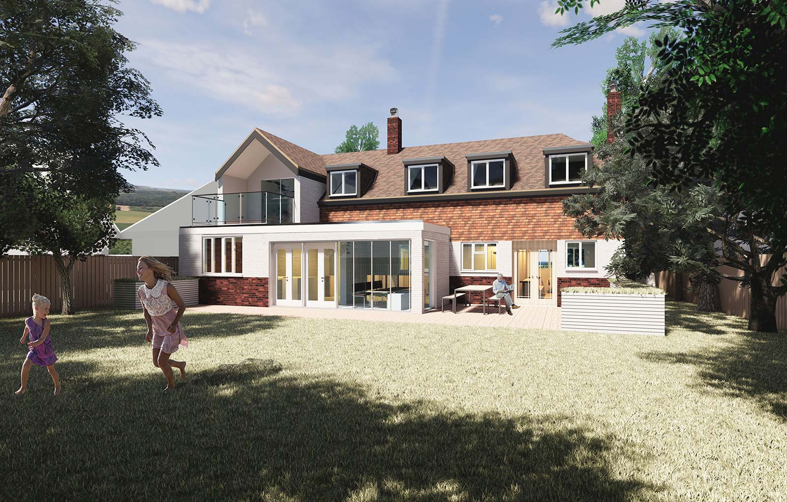 Residential Extension Whitstable Kent architect