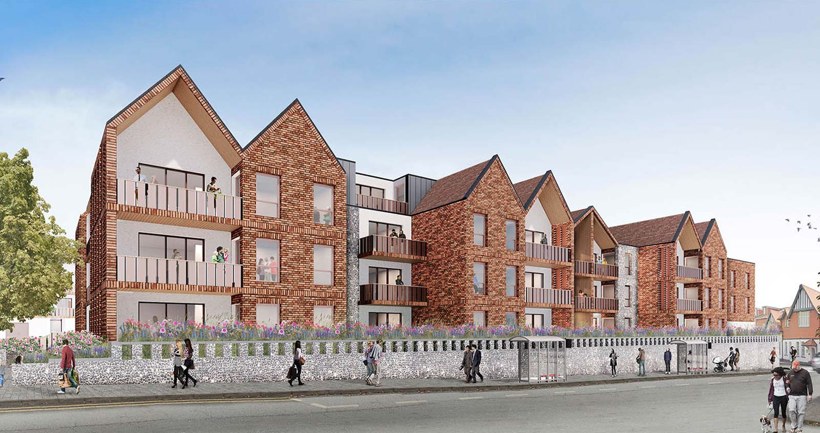 Residential Scheme Littlehampton Architects