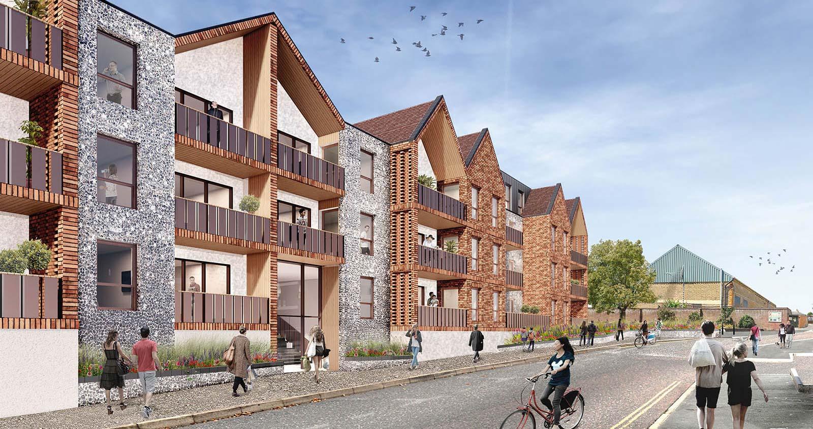 Residential Scheme Littlehampton