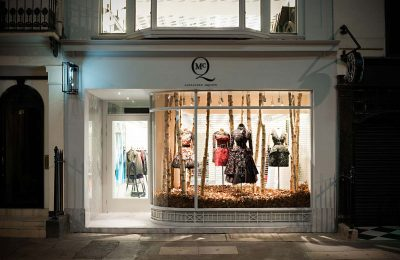 McQ retail shop architects