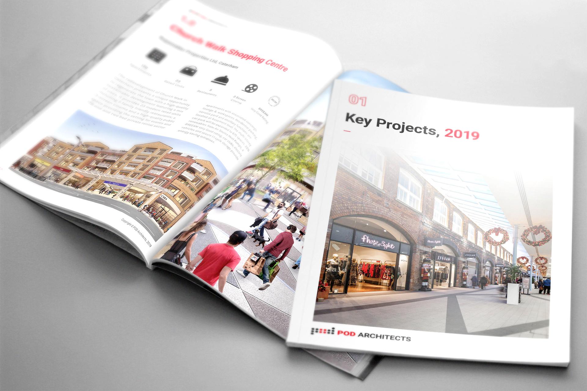 key projects magazine